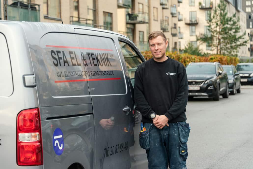 SFA EL & Teknik elektriker